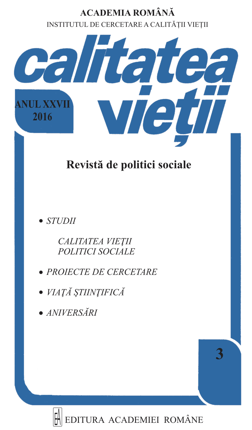 View Vol. 27 No. 3 (2016)