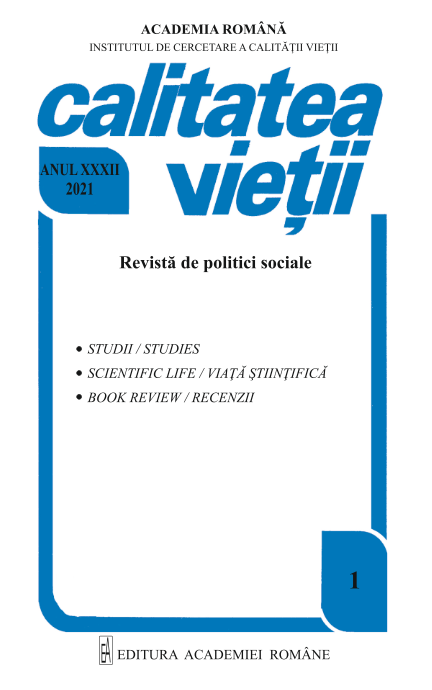 View Vol. 32 (2021): Forthcoming (Online First)